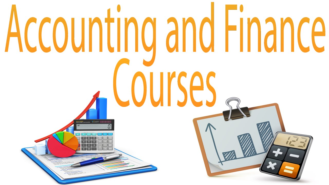 Accountant clipart financial record. Accounting and finance courses