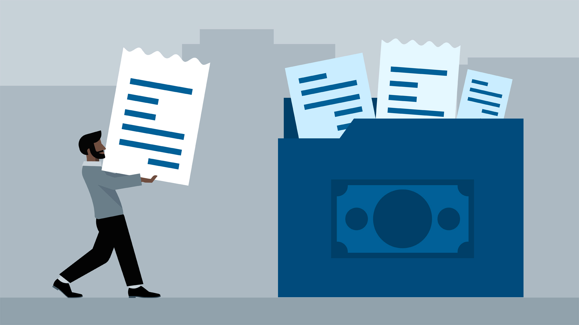 Accountant clipart financial record. Keeping