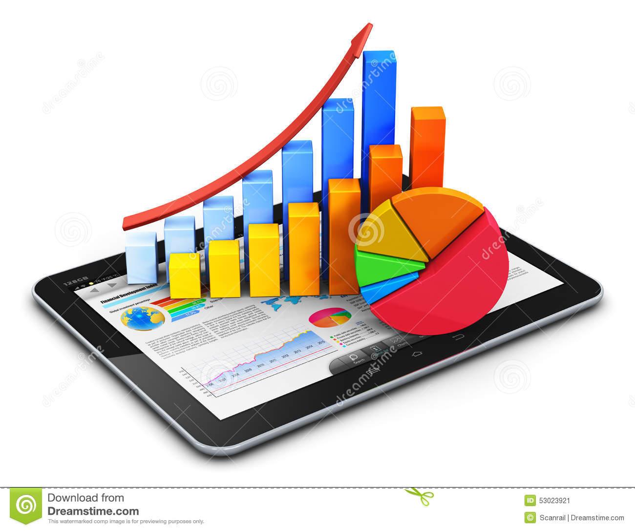 statistics clipart statistical report