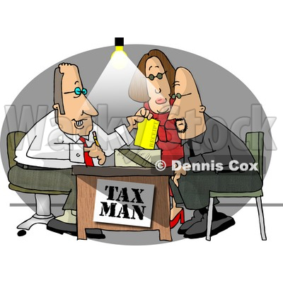 Accountant tax accountant