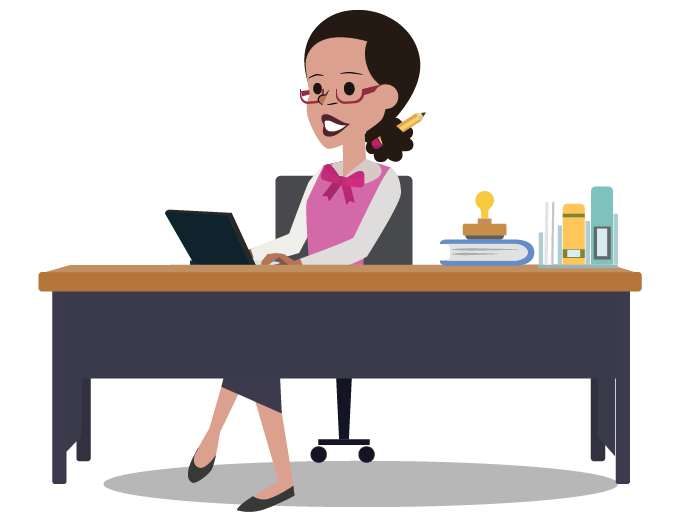 Finance clipart accounting office. Virtual receptionists for accountants
