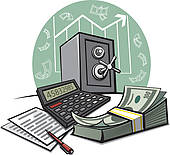 Accounting clipart. Clip art royalty free