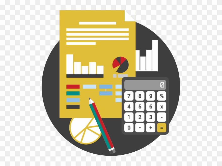 Cusi customizable data . Accounting clipart