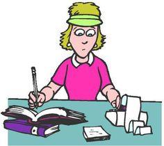 Accountant clipart bank accountant. Jobs job description clip