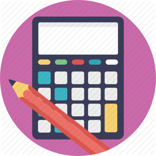 real estate by. Accounting clipart adding machine