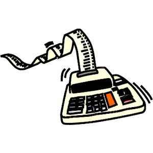 Accounting clipart adding machine. Machines free download best