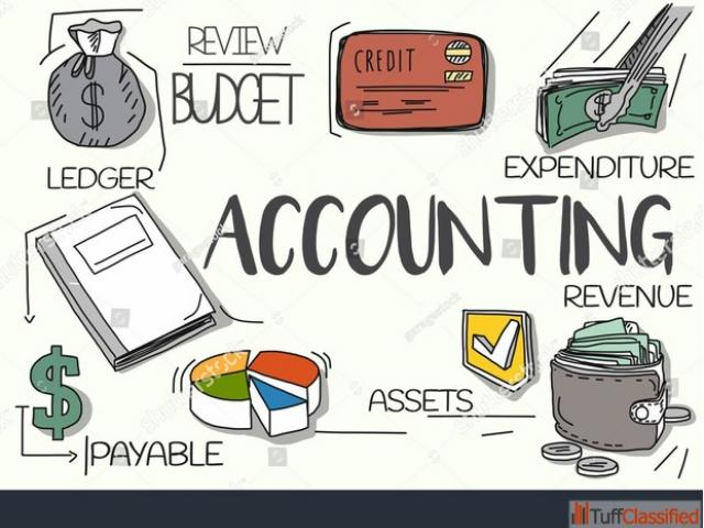Free finance download clip. Accounting clipart final account