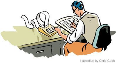 Process fundamentals of. Accounting clipart final account