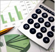 Free modern clip art. Accounting clipart financial document