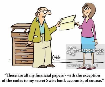 Cartoons and comics funny. Accountant clipart financial record