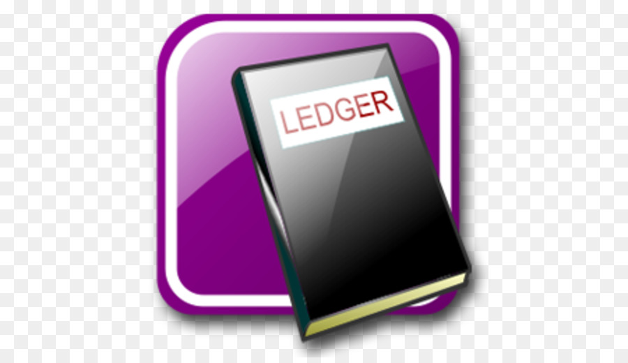 Purple png download free. Accounting clipart general ledger