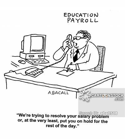 Cartoons and comics funny. Accountant clipart payroll clerk