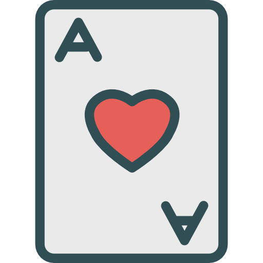 Ace of hearts png. Poker black jack casino