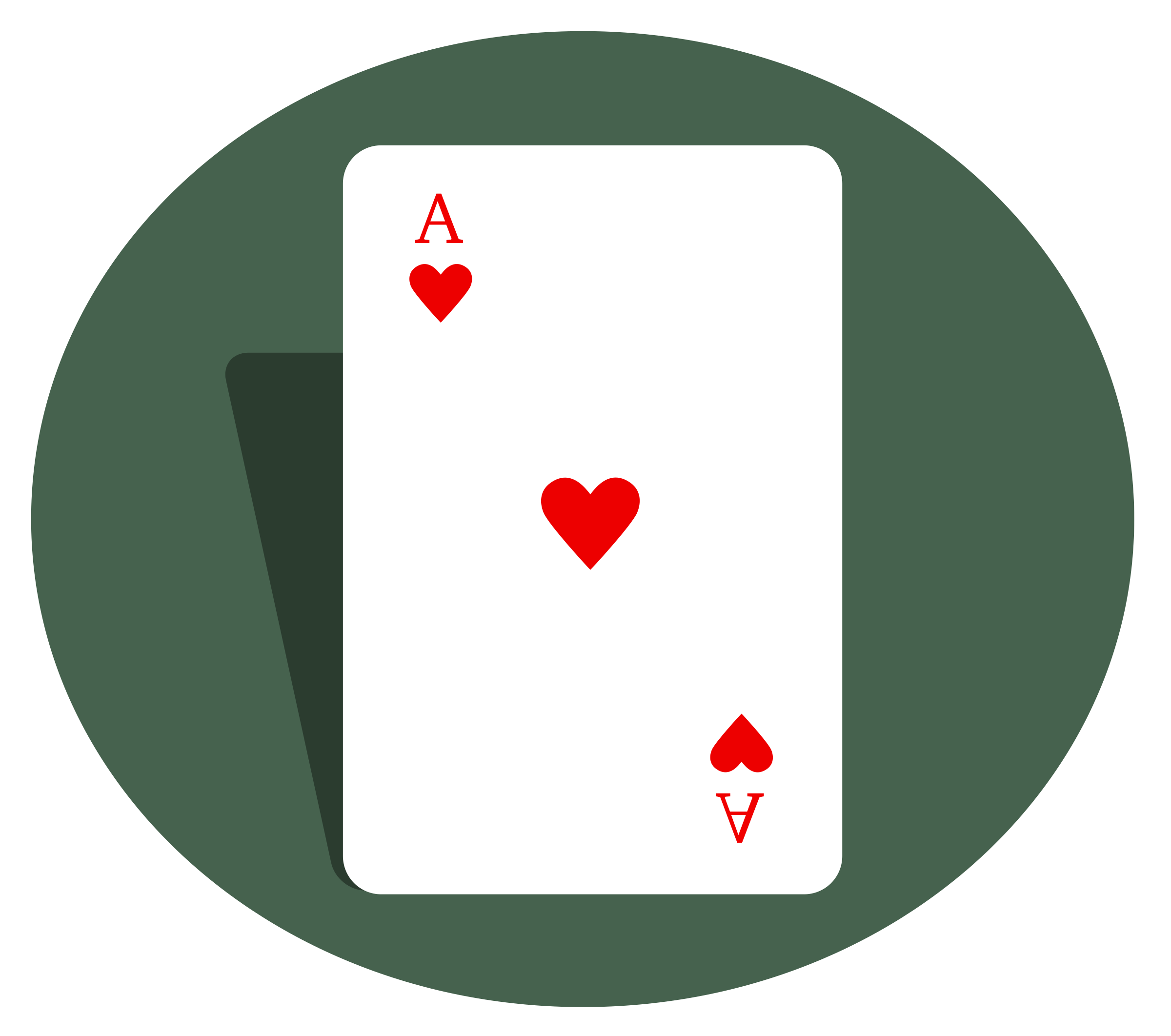 Icons free and downloads. Ace of hearts png