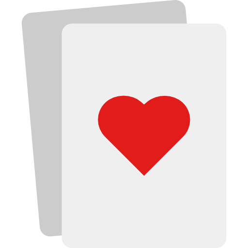 Ace of hearts png. Free entertainment icons icon