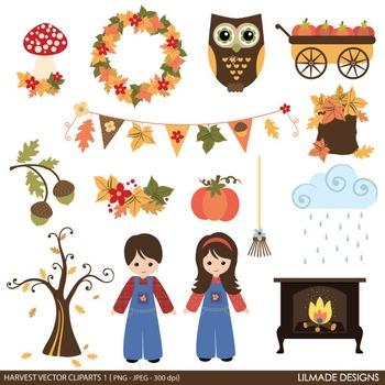 Fall clip art autumn. Acorn clipart banner