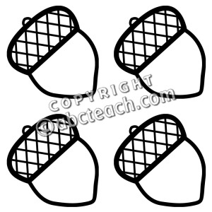 Acorn clipart black and white. Green panda free images