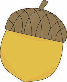 Acorn clipart brown. Cartoon idk pinterest