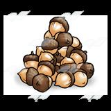 Acorn clipart pile. Abeka clip art