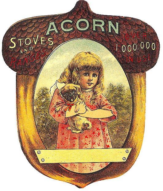 Acorn clipart vintage. Free fall clip art