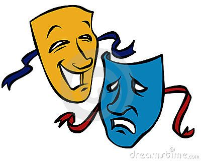 Acting station . Actor clipart theatre actor