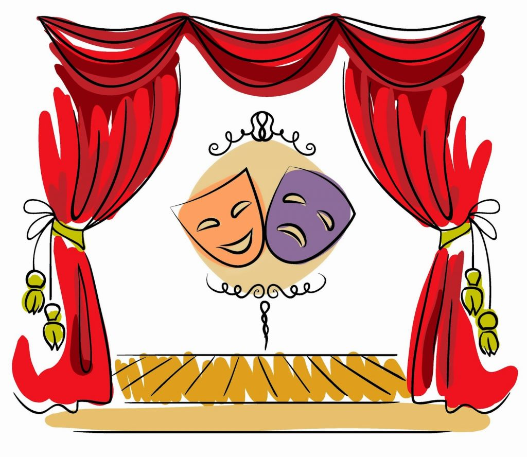 Seeking budding actors and. Acting clipart actor actress