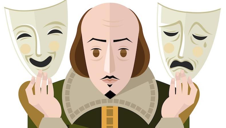 Acting clipart actor shakespearean.  mistake actors make
