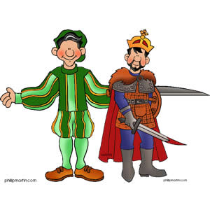 Pencil and in color. Acting clipart actor shakespearean
