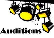 best g girl. Theatre clipart audition
