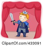 Acting clipart child actor.