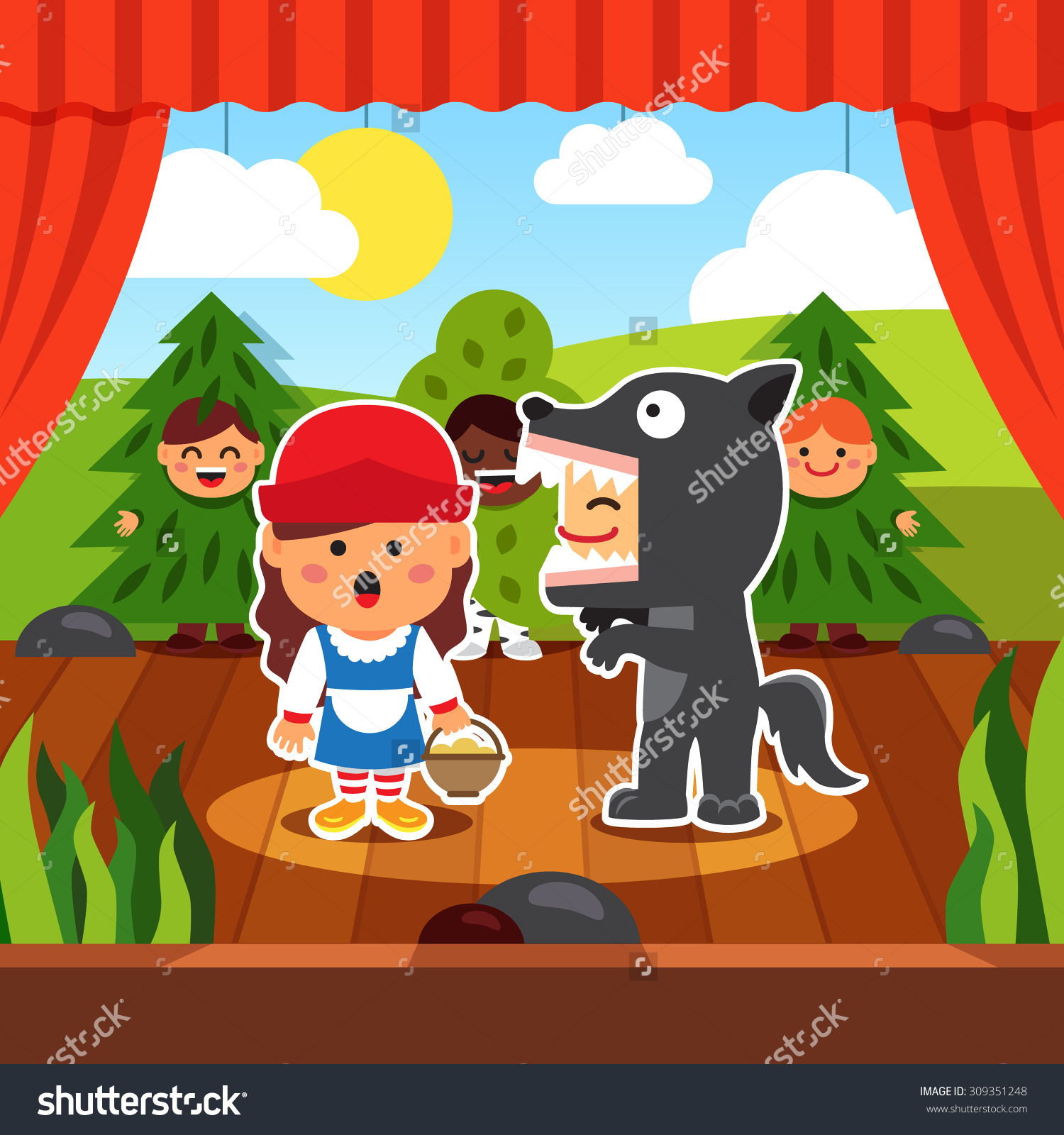 Actor clipart cartoon.  collection of play