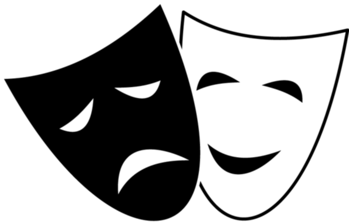 Drama theatre comedy tragedy. Actor clipart actor mask