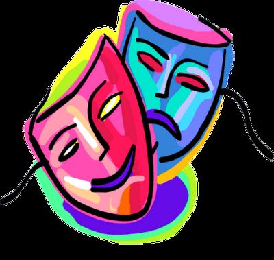 Actor clipart drama. Club the cyrenius h