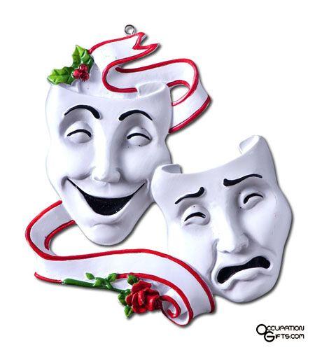 Actor drama teacher free. Theatre clipart joker mask