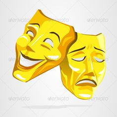 Theater google search oh. Acting clipart faced