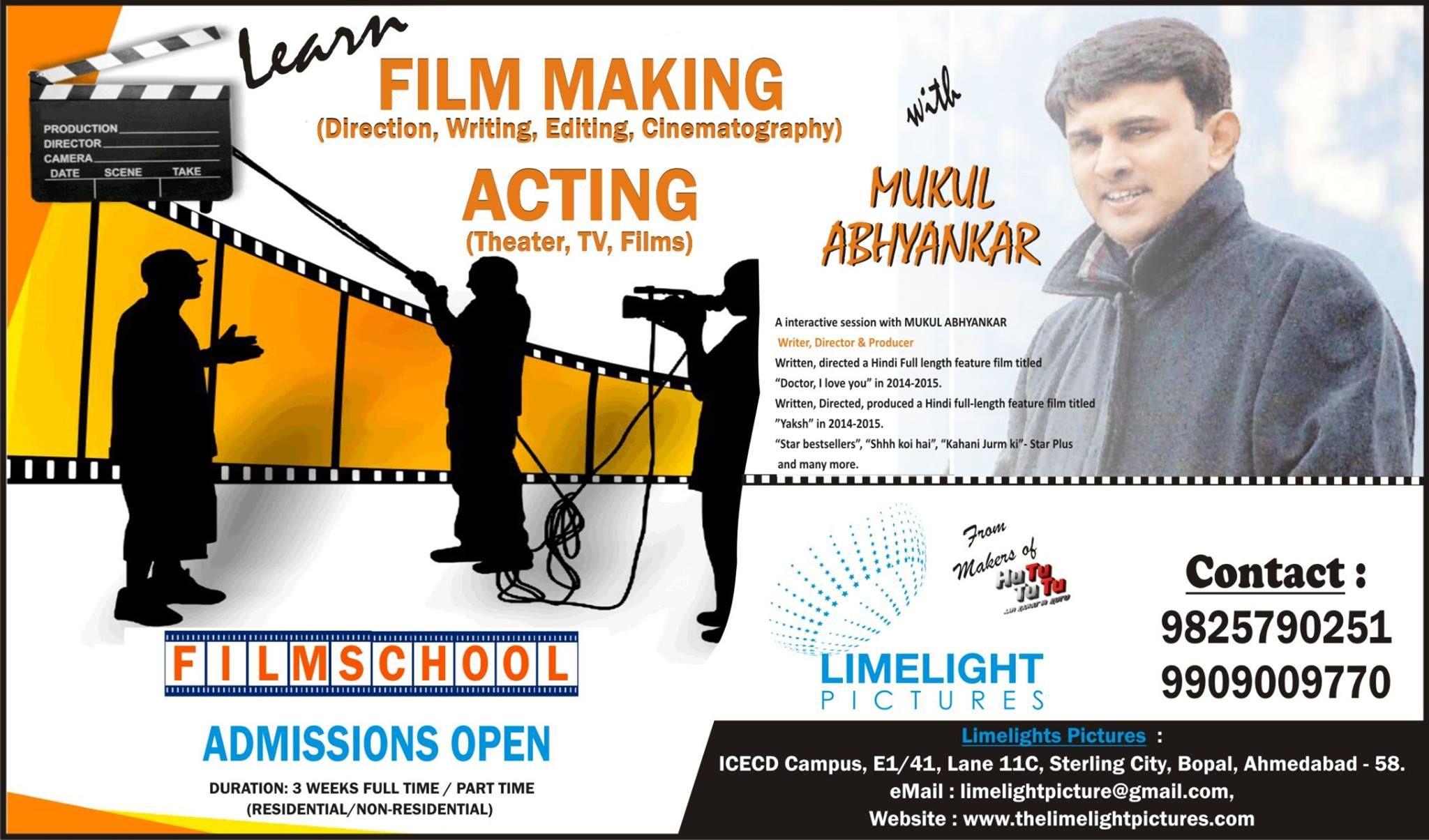Acting clipart film making. Filmmaking editing shital shah