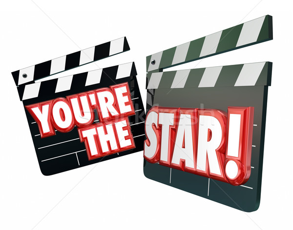 Acting clipart movie star. Actress stock photos images