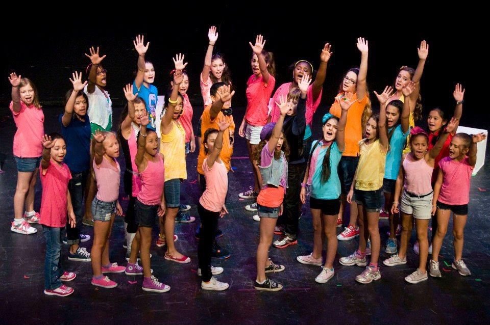 New plays for kids. Acting clipart musical theater