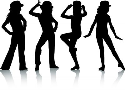 Acting clipart silhouette.  best drama club