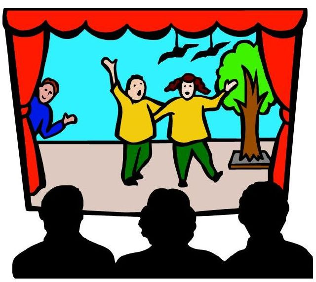 The top best blogs. Actor clipart stage clipart