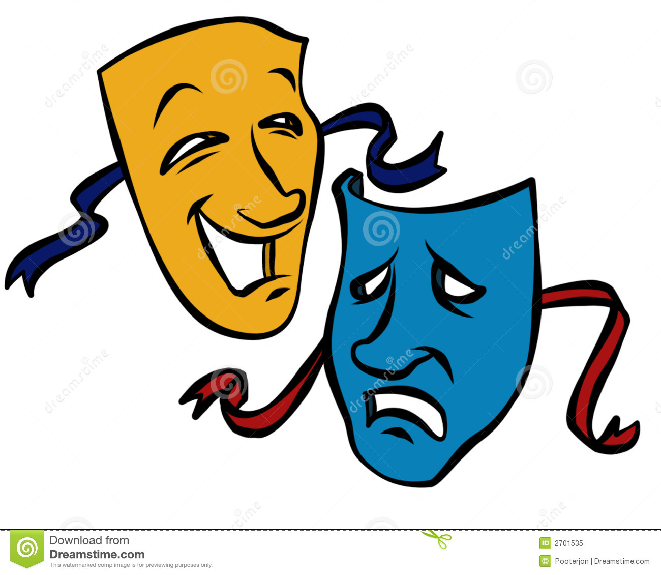 Displaying images for film. Acting clipart stage clipart