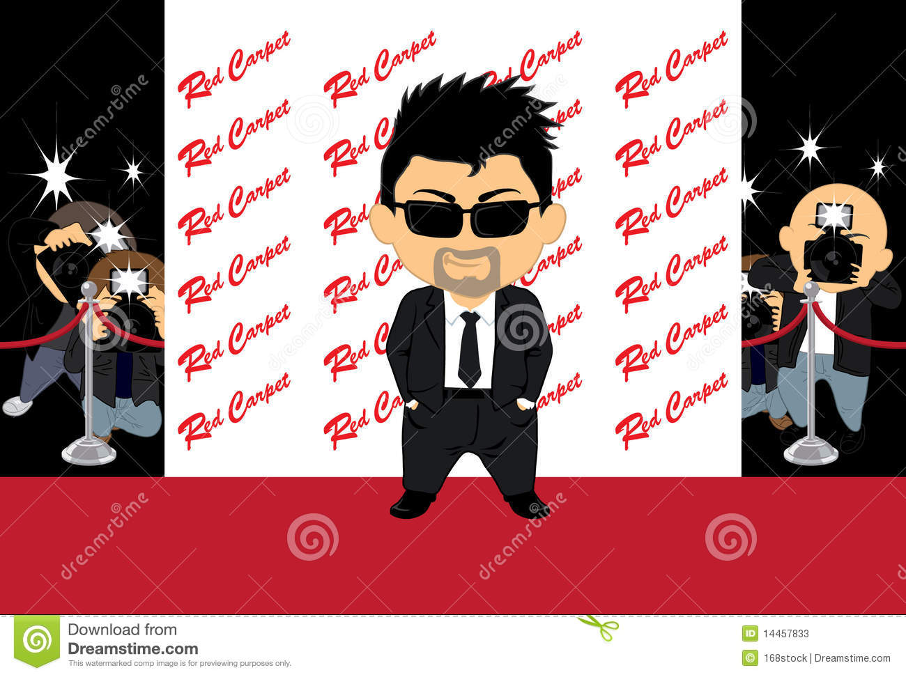 Acting clipart theme. Actor panda free images