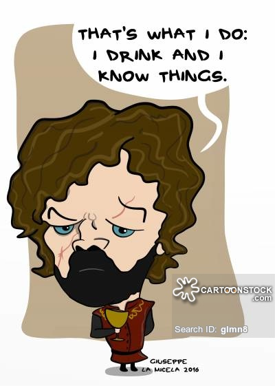 Acting clipart tv star. Peter dinklage cartoons and