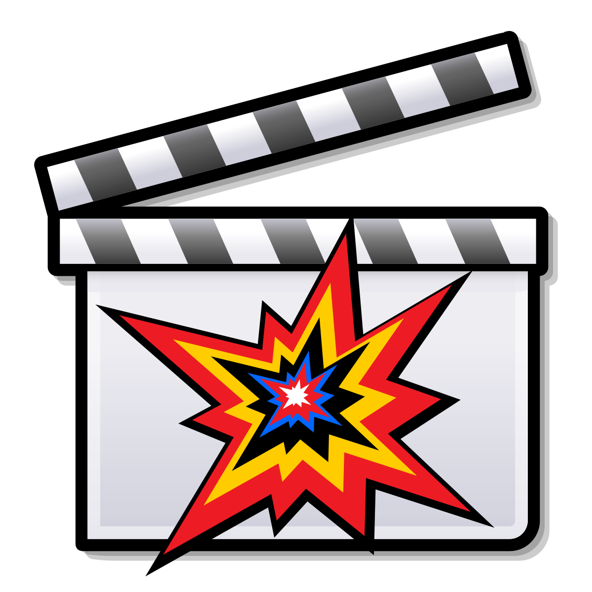 photography clipart movie producer