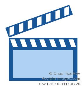 A cartoon clip image. Action clipart action movie
