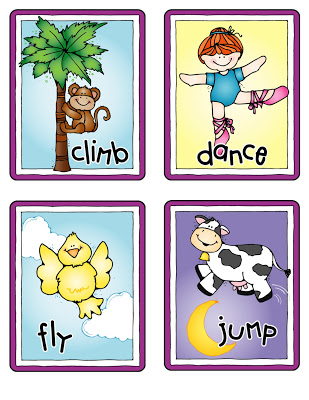 Free verbs cliparts download. Action clipart action word