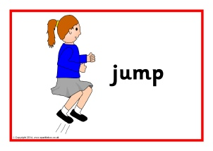 Action clipart action word. Ks verbs teaching resources