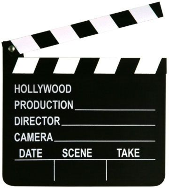 Movie free images at. Action clipart director