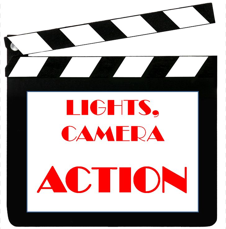 Action clipart documentary. Hollywood light film png