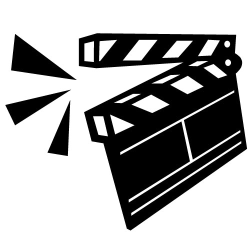 History of msd film. Action clipart documentary